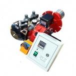 """AL-15V - горелка на """"отработке"""" для котла или парогенератора, Псков"""