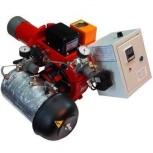 Горелка AL-10V (40-105 кВт) на отработанном масле для котла, Псков