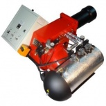 Горелка AL-50V на отработанном масле для котла или парогенератора, Псков