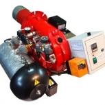 """Горелка AL-25V на """"отработке"""" для котла или парогенератора, Псков"""